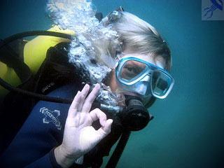 Снаряжение для подводного плавания или дайвинга